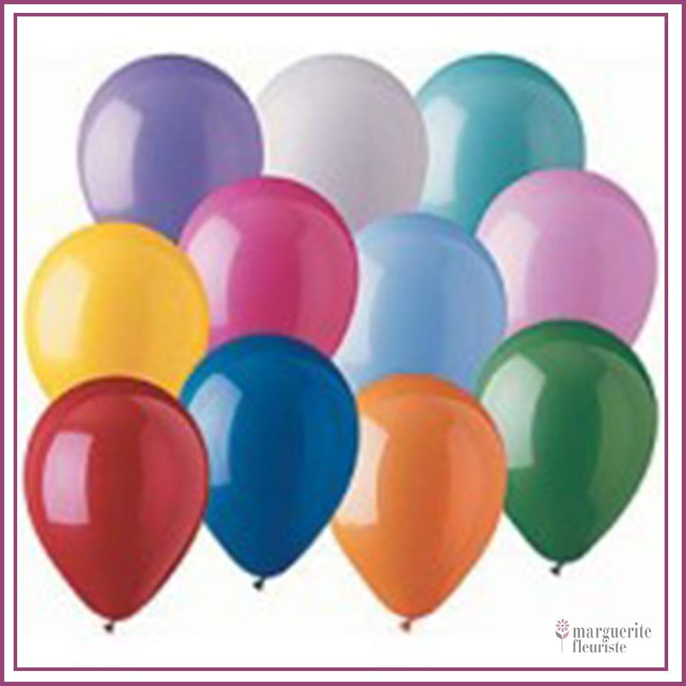 Ballon latex perle 11pouces