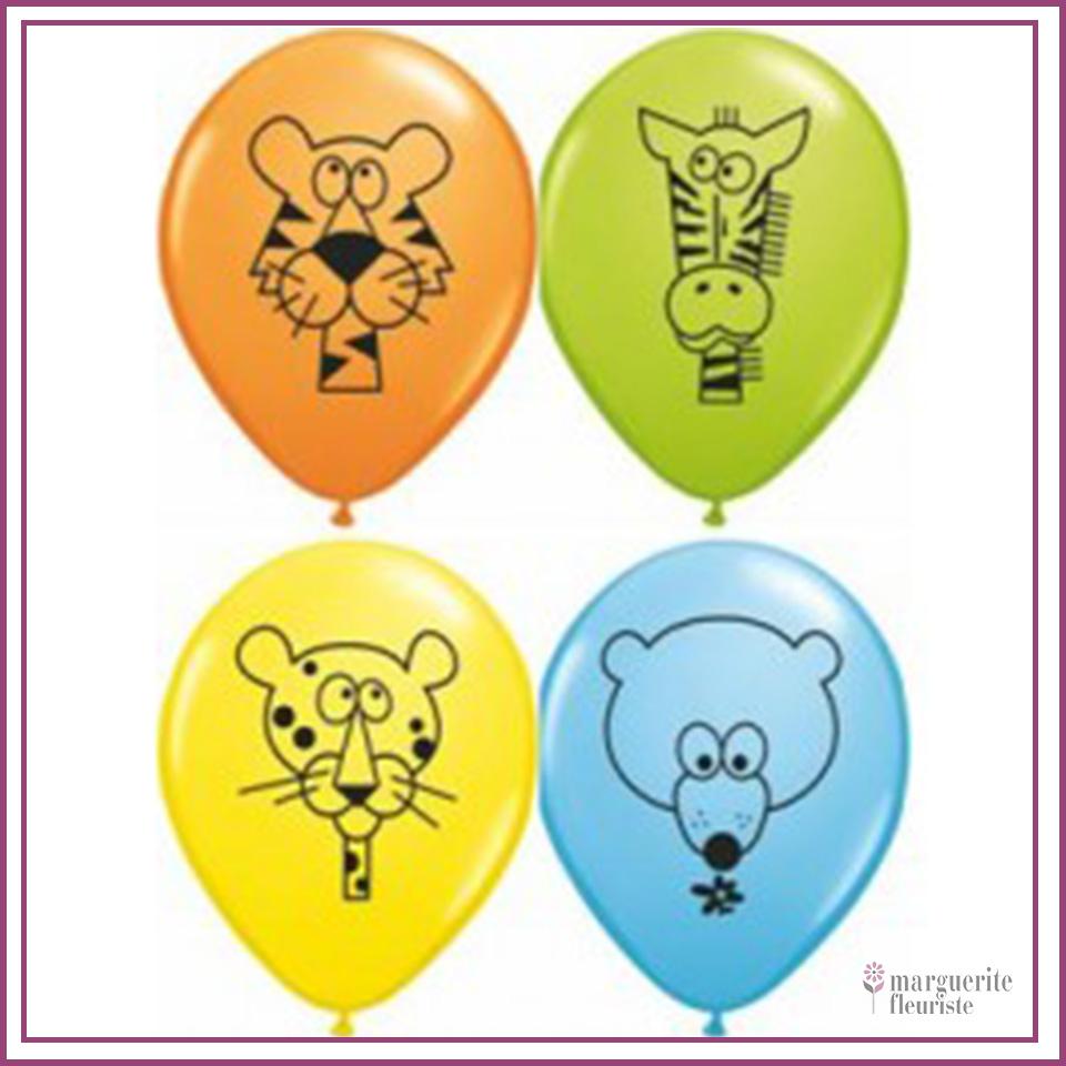 Ballon latex animaux 11pouces